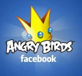 Angry Birds for facebook released : Play it Now!