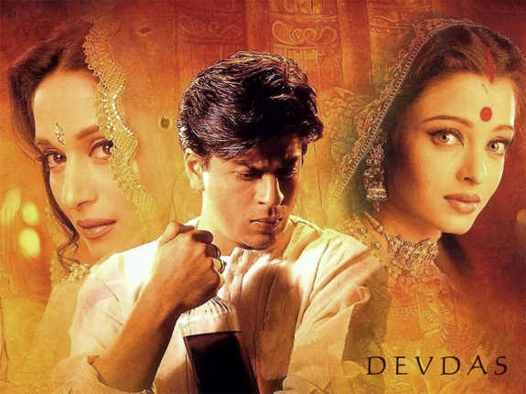 Devdas Hindi Movie in Top 10 Moives of Decade by Time Magazine 2012