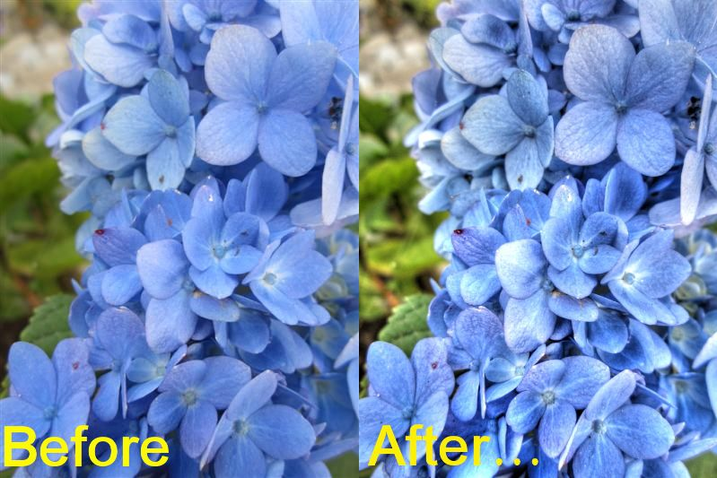 create hdr image in a minute without photoshop free , beginner HDR tutorial