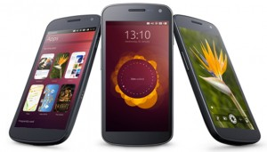 Ubuntu Phone Screenshots