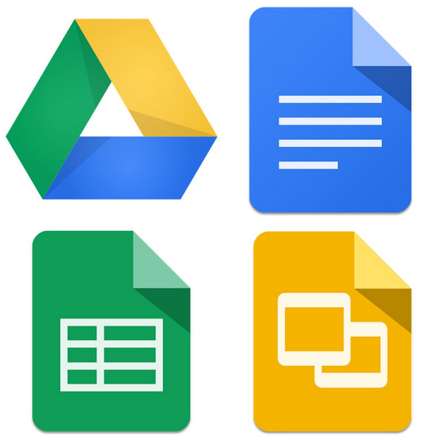 How to create/use Google Doc, Sheets and Slides offline